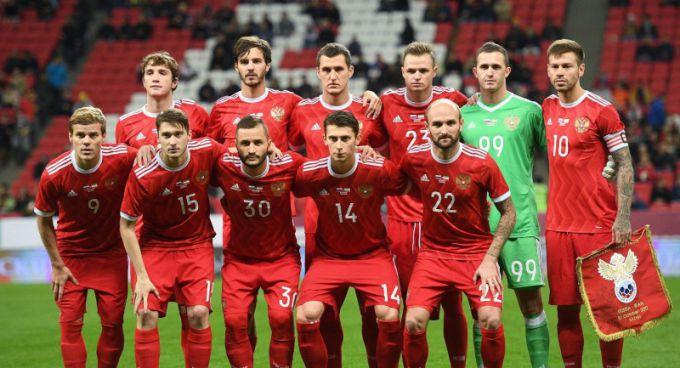 Какой состав сборной России на ЧМ 2018 по футболу