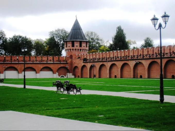Тульский кремль: описание, история, экскурсии, точный адрес