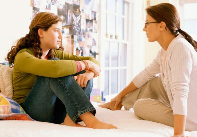 общение с подростком