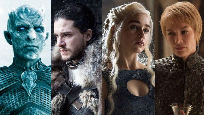 Когда выйдет 8 сезон сериала «Игра престолов» в России