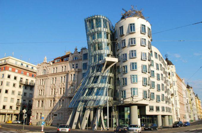 Танцующий дом в Праге: описание, история, экскурсии, точный адрес