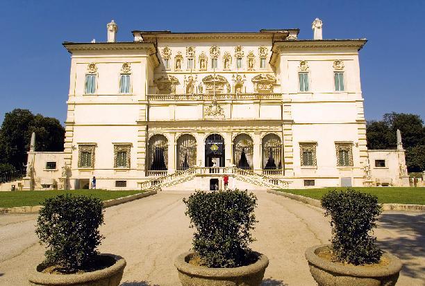 Вилла Боргезе: описание, история, экскурсии, точный адрес