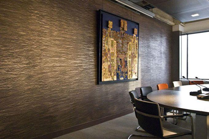 Декоративные покрытия в отделке квартиры