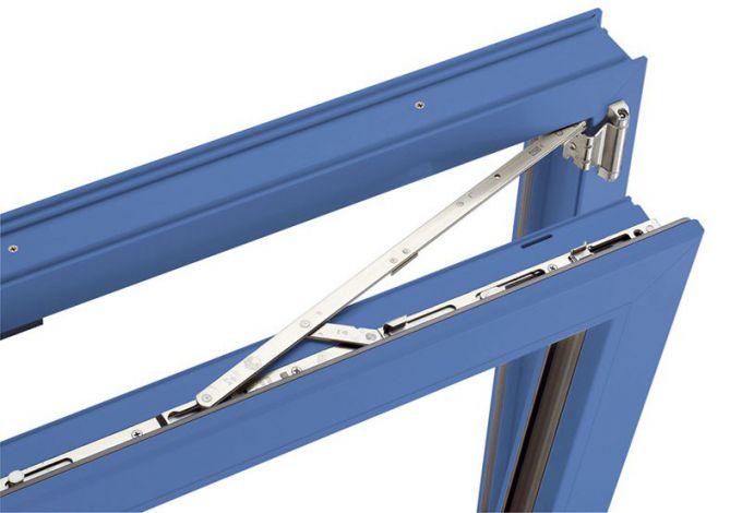 Как отрегулировать поворотно-откидной механизм пластикового окна