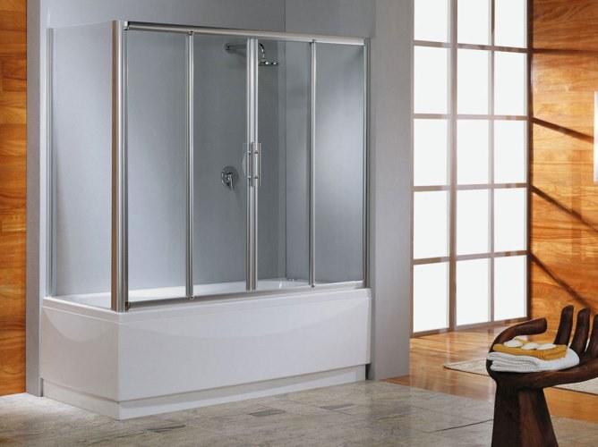 Ширма для ванной комнаты: пластиковые, складные конструкции и другие