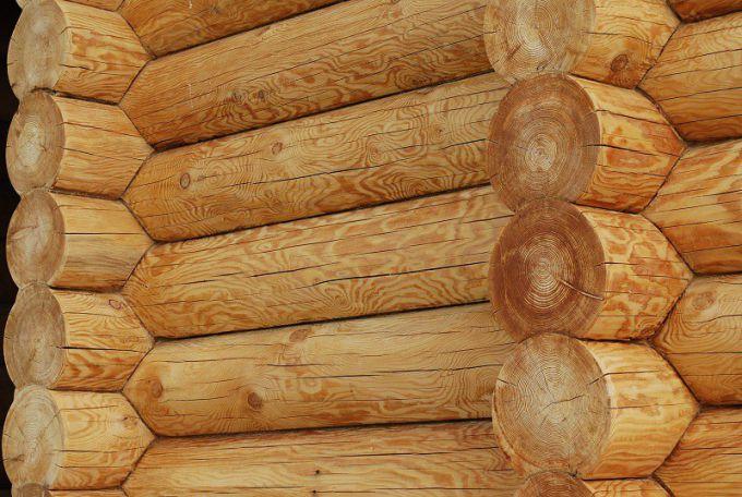 Расчет количества материалов дома из оцилиндрованного бревна