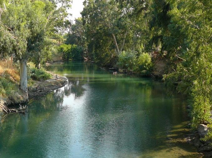 Река Иордан: описание, история, экскурсии, точный адрес