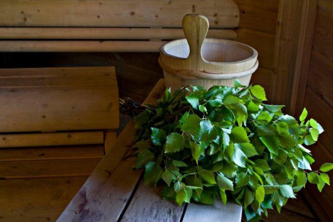 Как сделать впрок березовый веник для бани