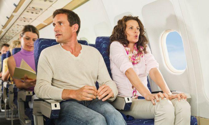 Страх перед полетом