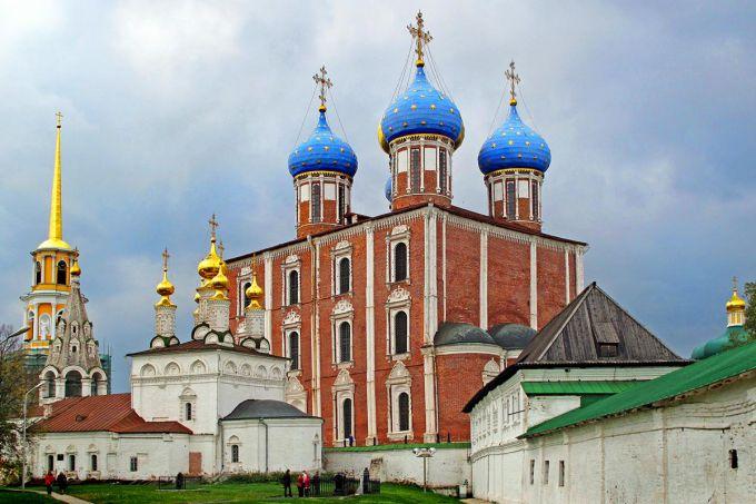 Рязанский кремль: описание, история, экскурсии, точный адрес