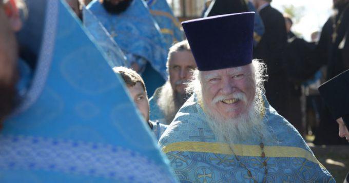 Церковный деятель протоиерей Дмитрий Смирнов