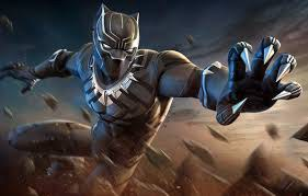 Супергерой Черная пантера (Marvel Comics)