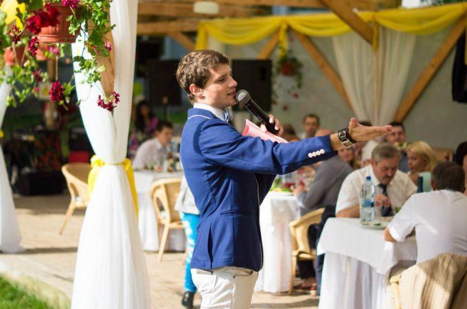 Как распознать непрофессионального свадебного ведущего