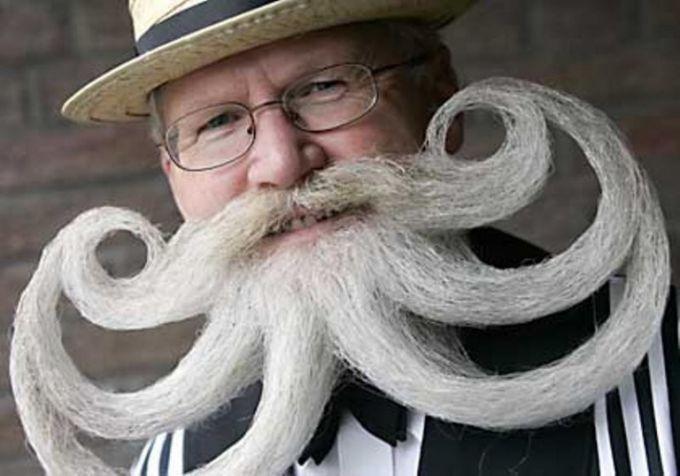 Анекдот с бородой