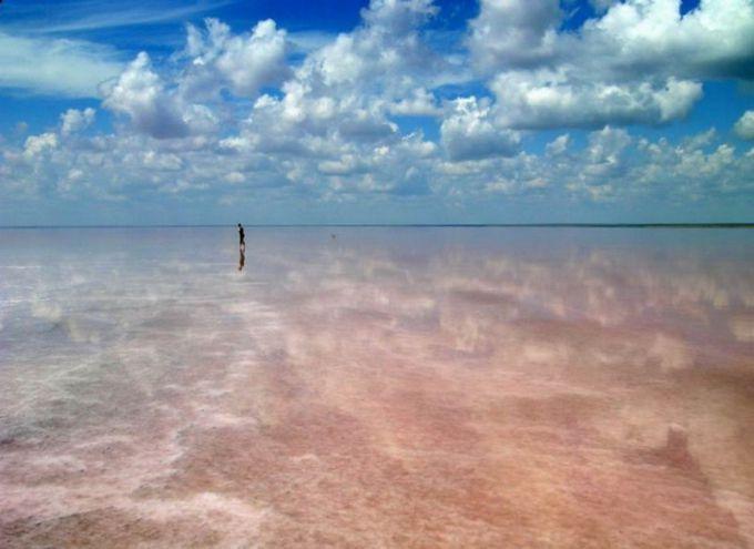 Озеро Эльтон, Волгоградская область: отдых и лечение целебными грязями