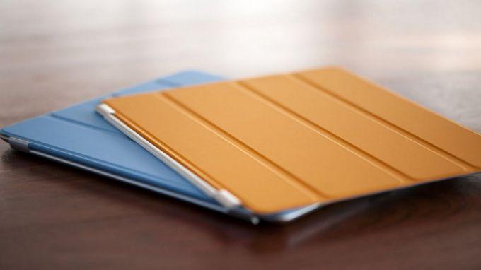 Smart Cover для iPad: все гениальное просто