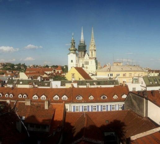 Кафедральный католический собор Вознесения Девы Марии и святых Стефана и Владислава в Загребе