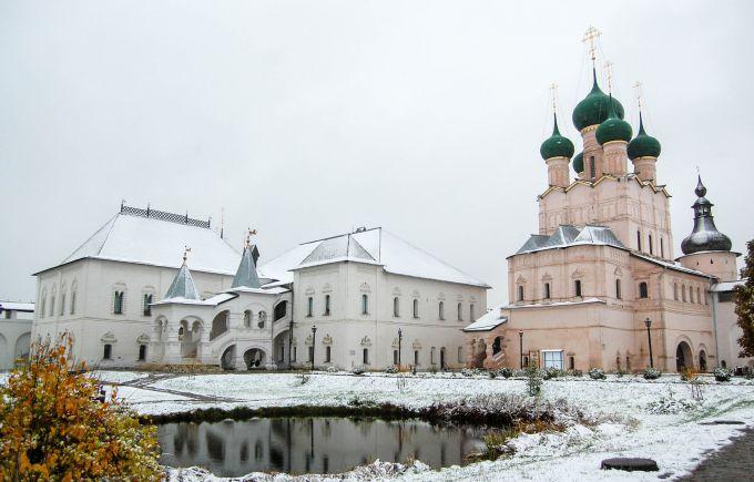 Как посетить Ростовский кремль