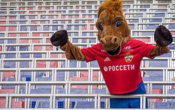 Почему ЦСКА кони?