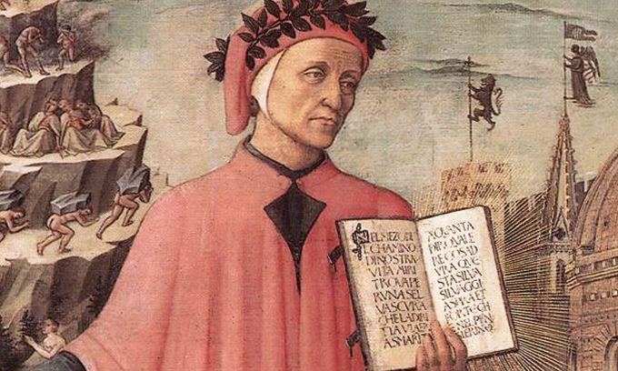 Данте Алигьери: биография, даты жизни, творчество