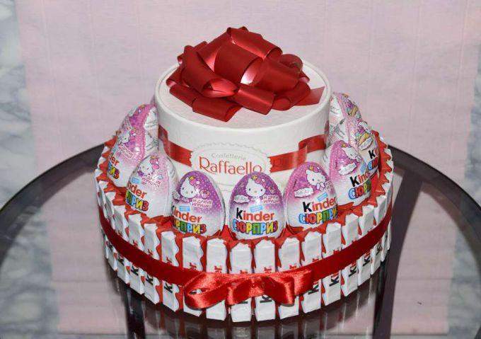 Украшение тортов в домашних условиях 95
