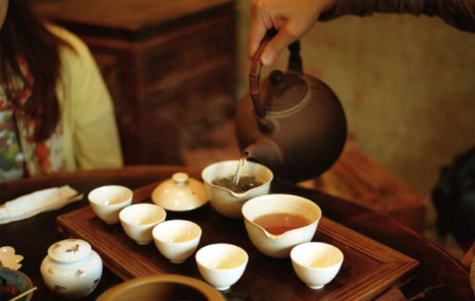 Правильное заваривание чая