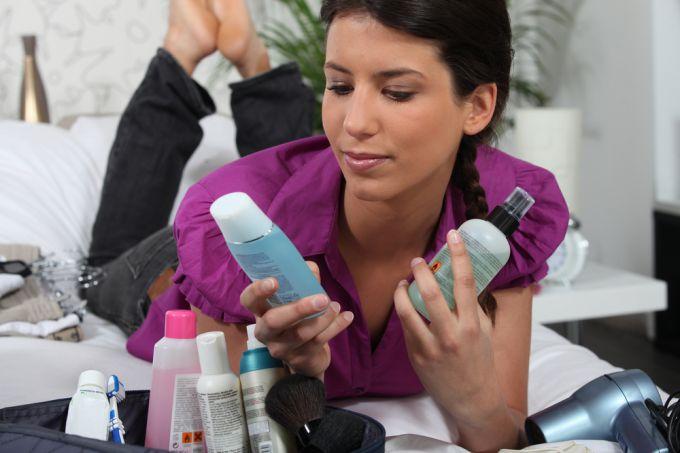 7 lifhaki for the use of familiar cosmetics