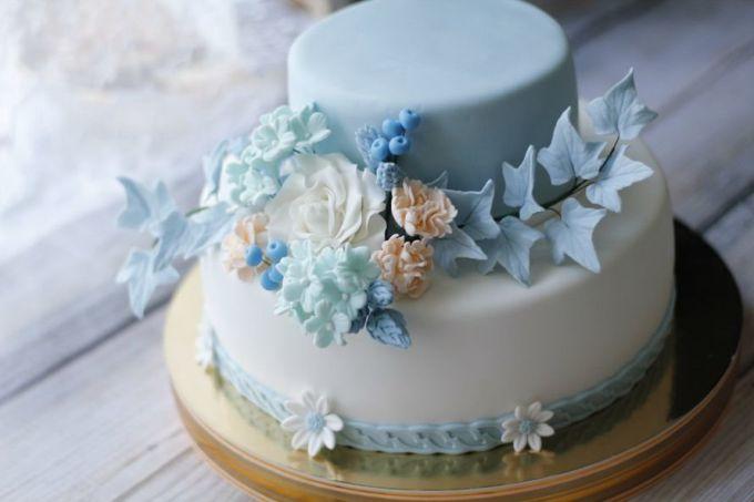 Двухъярусные торты: рецепты и особенности приготовления