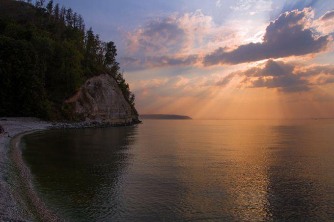 Жигулевское море - место, которое стоит посетить