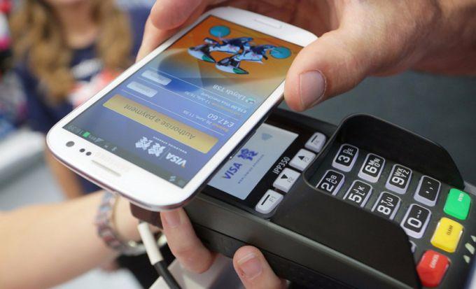 Оплата покупок телефоном