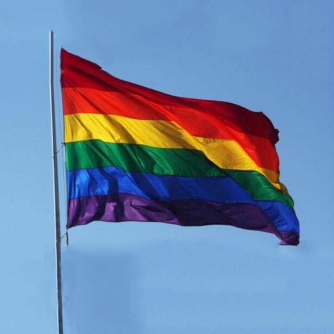 Радужный флаг ЛГБТ: история возникновения