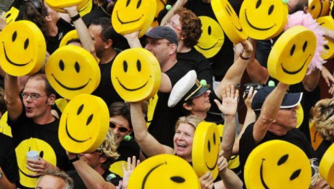 самые счастливые люди живут в скандинавских странах
