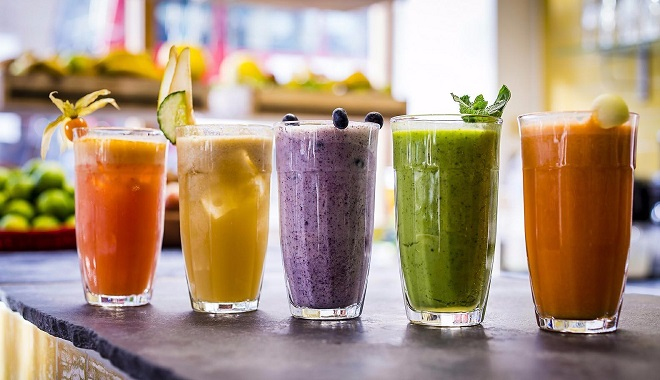 Жиросжигающие напитки для похудения