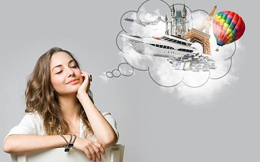 Визуализация поможет исполнить мечты