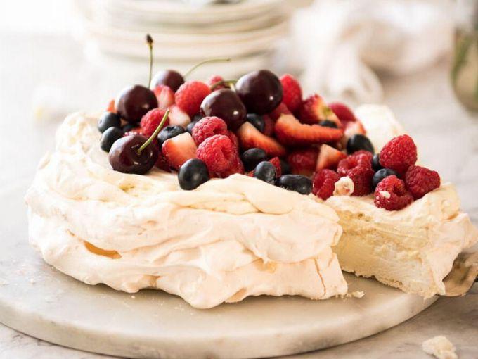 Торт Павлова: рецепт приготовления классического десерта