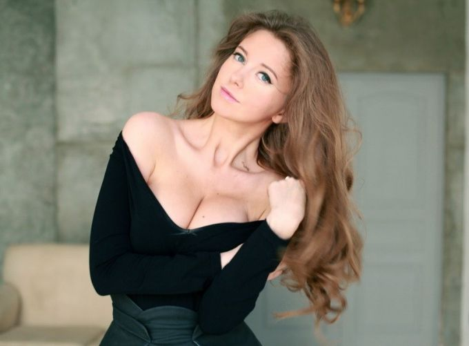 Актриса Наталья Костенева