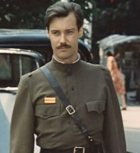 Персонаж Владимир Шарапов