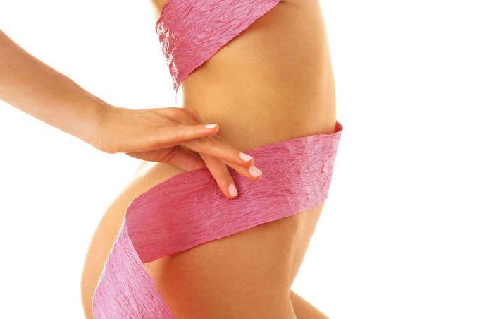 Все про обертывания, или Как уменьшить объемы тела на 5 см