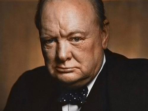Уинстон Черчилль: биография, карьера, личная жизнь
