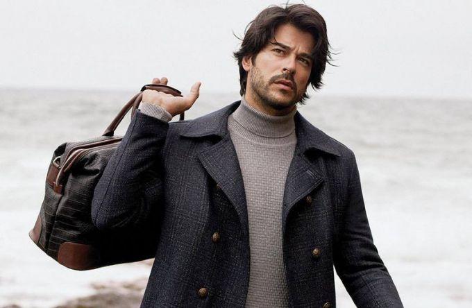 Бурак Озчивит турецкий актер