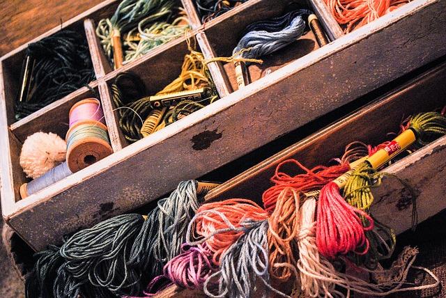 Приметы и суеверия про нитки