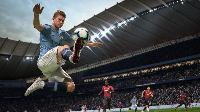 Самые эффективные финты в FIFA 19
