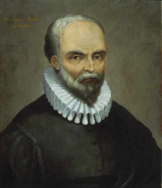 Портрет Амбруаза Паре работы неизвестного художника