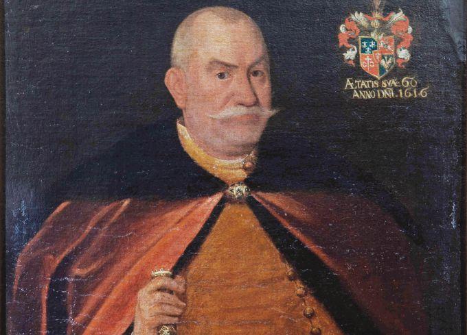 Портрет Льва Сапеги (1616 г.). Неизвестный художник
