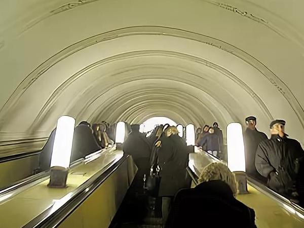 Как быстро перейти с «Павелецкой» кольцевой на радиальную