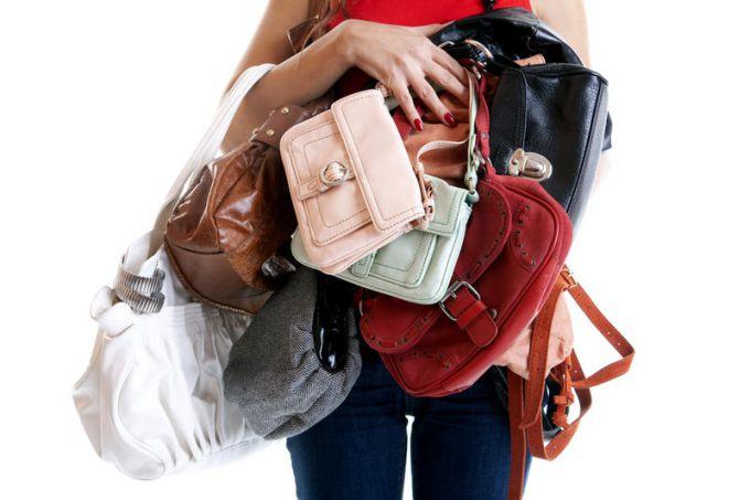 Женская сумка должна быть модной и удобной