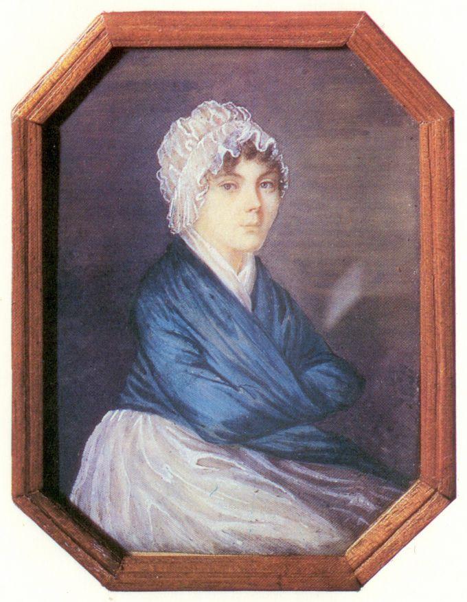 Княгиня Александра Петровна Голицына