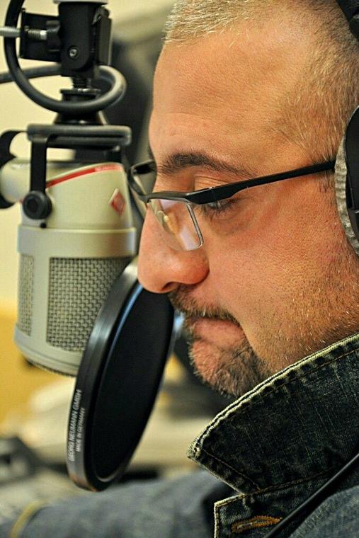 Радиоведущий Рубен Акопян