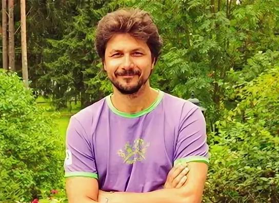 Павел Сафонов - современный актер