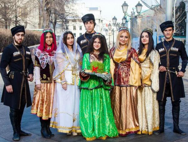 Потомки древнетюркского народа